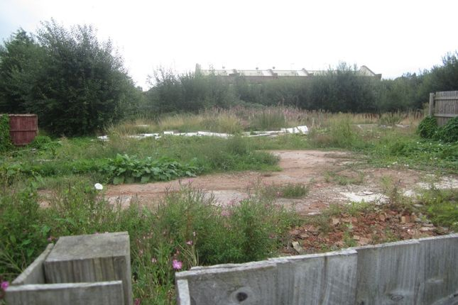 Thumbnail Land for sale in Hall O'shaw Street, Crewe