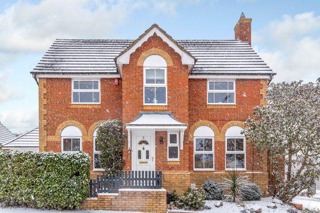 Thumbnail Detached house for sale in Doncaster Close, Stevenage, Hertfordshire