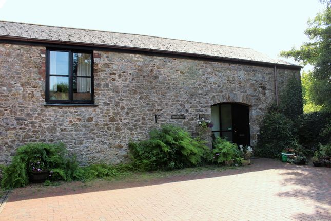Thumbnail Barn conversion for sale in Long Road, Yalberton, South Devon