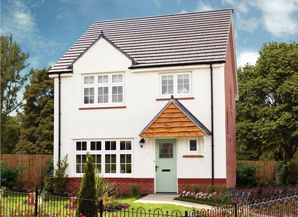 Thumbnail Detached house for sale in Warren Grove, Shutterton Lane, Dawlish, Devon