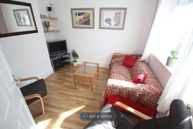 Thumbnail End terrace house to rent in Harold Road, Southsea