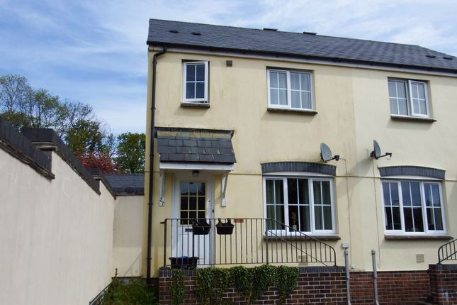 Thumbnail Property to rent in Kestell Parc, Bodmin
