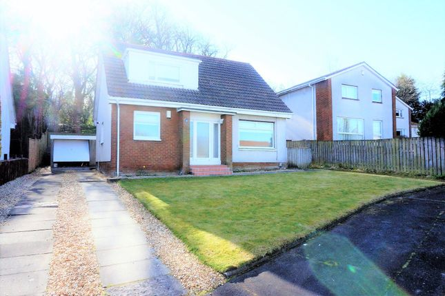 Thumbnail Detached house for sale in Birchwood Avenue, Glasgow