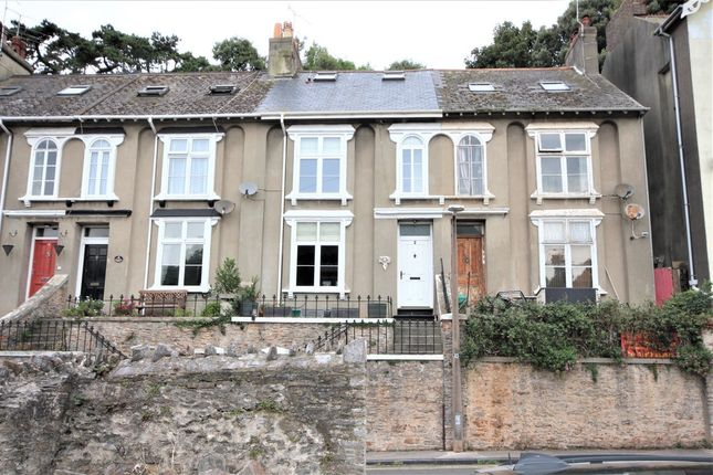 Thumbnail Terraced house to rent in Rocklands Terrace, Lower Manor Road, Brixham