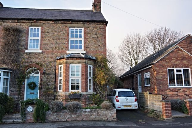 Thumbnail Semi-detached house for sale in Park View, Staveley