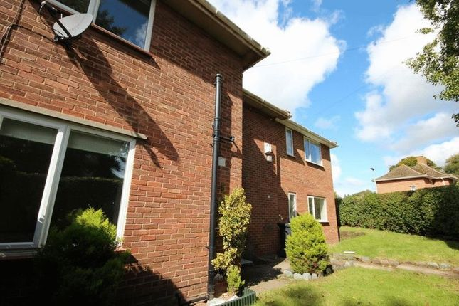 Thumbnail Semi-detached house to rent in Pitchford Road, Norwich