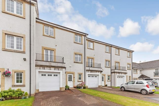 Thumbnail Terraced house for sale in Southview Grove, Bearsden, Glasgow, East Dunbartonshire