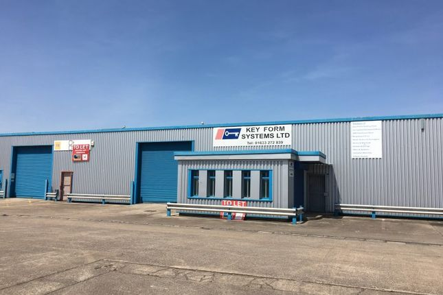 Light industrial to let in Unit 18A, Newport Business Centre, Corporation Road, Newport