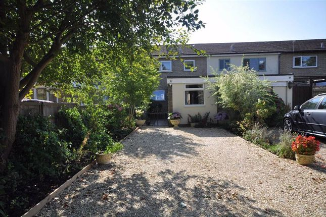 Thumbnail Terraced house for sale in Huntingdon Close, Ebley, Stroud