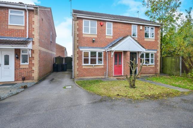 2 bed semi-detached house for sale in The Drift, Hucknall, Nottingham, Nottinghamshire