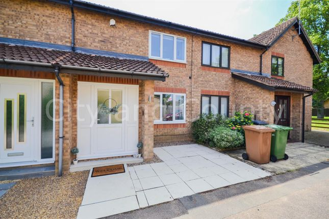 Thumbnail Terraced house for sale in Derby Drive, Dogsthorpe, Peterborough
