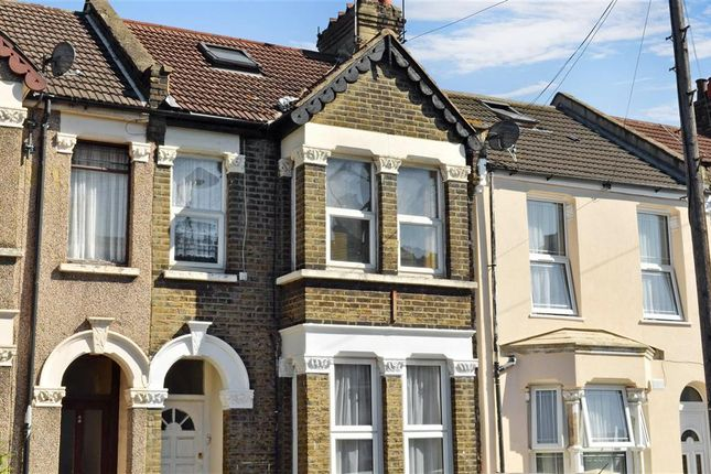 Thumbnail Flat for sale in Katherine Road, East Ham, London