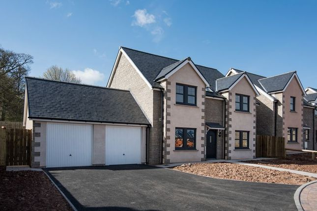 Thumbnail Detached house for sale in Plot 28, Peelwalls Meadows, Eyemouth