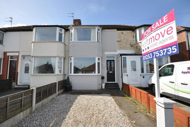 Thumbnail Terraced house for sale in Whalley Lane, Blackpool, Lancashire