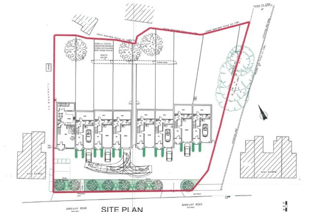 Thumbnail Land for sale in Barkway Road, Royston