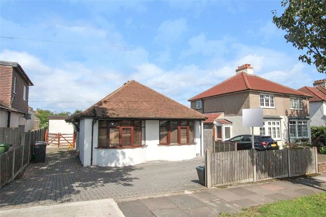 Thumbnail 3 bed bungalow for sale in Poverest Road, Orpington, Kent