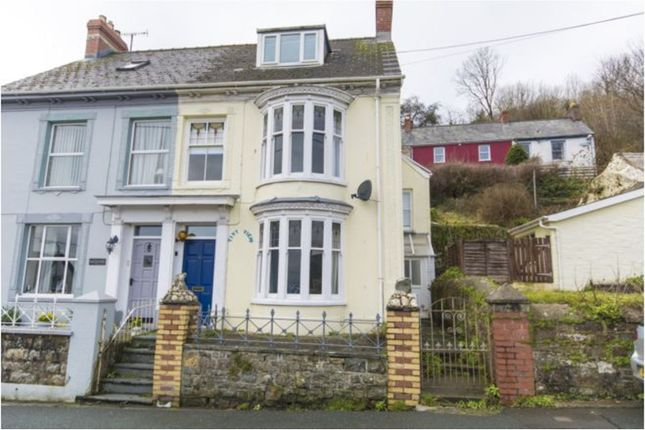 Thumbnail Semi-detached house to rent in Feidr Fawr, Cardigan