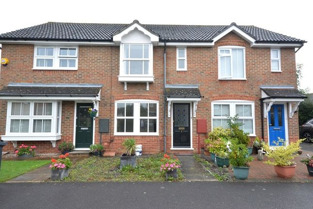 2 bed terraced house to rent in Vidler Close, Chessington, Surrey. KT9