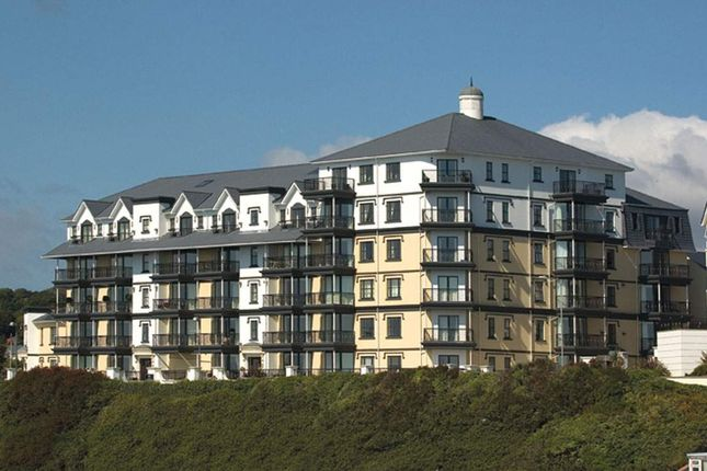 Thumbnail Flat for sale in 19 Kensington Apartments, Onchan