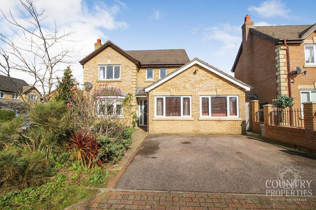 Thumbnail Detached house to rent in Embla Close, Bedford