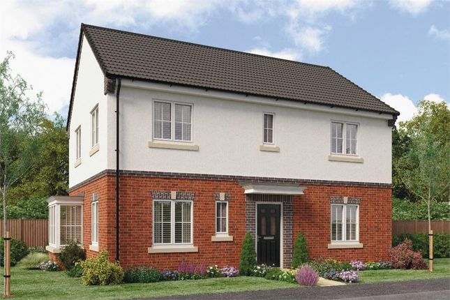 """Thumbnail Detached house for sale in """"Stevenson"""" at Bevan Way, Widnes"""