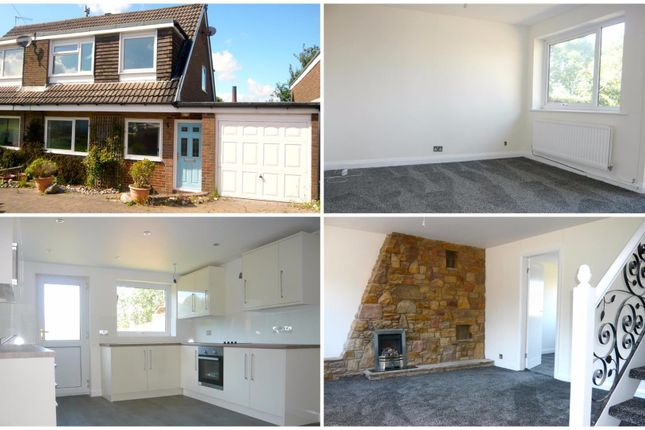 Thumbnail Semi-detached house to rent in Jackson Close, Lancaster