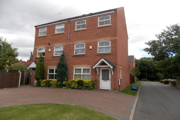 Thumbnail Semi-detached house to rent in Selly Park, Birmingham