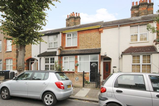 Thumbnail Terraced house for sale in Landseer Road, Bush Hill Park