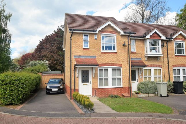 Thumbnail Semi-detached house to rent in Withers Close, Oakham
