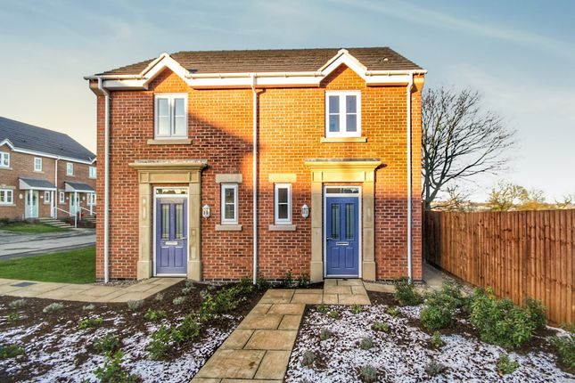 2 bed semi-detached house for sale in Brierley Road, Waingroves, Ripley