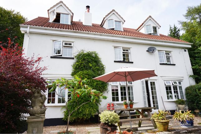 Thumbnail Detached house for sale in Barbadoes Hill, Chepstow
