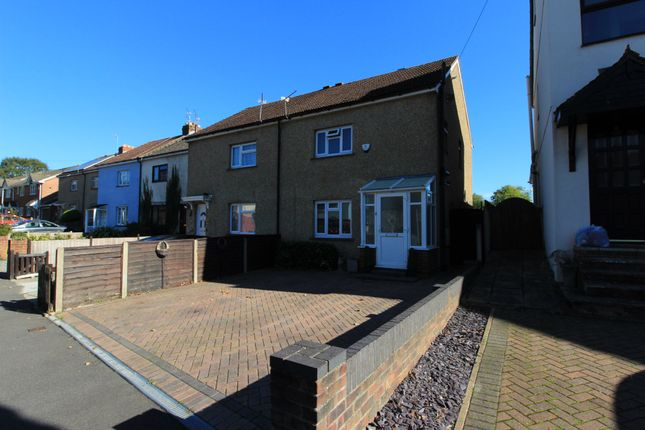 Thumbnail Semi-detached house to rent in Sandy Brow, Purbrook, Waterlooville