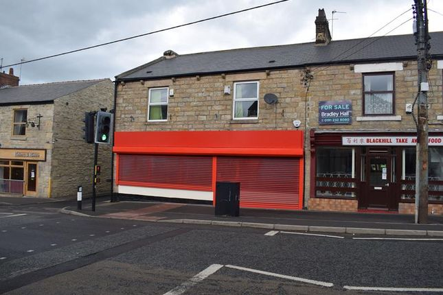 Thumbnail Retail premises to let in 103-105 Durham Road, Blackhill, Consett