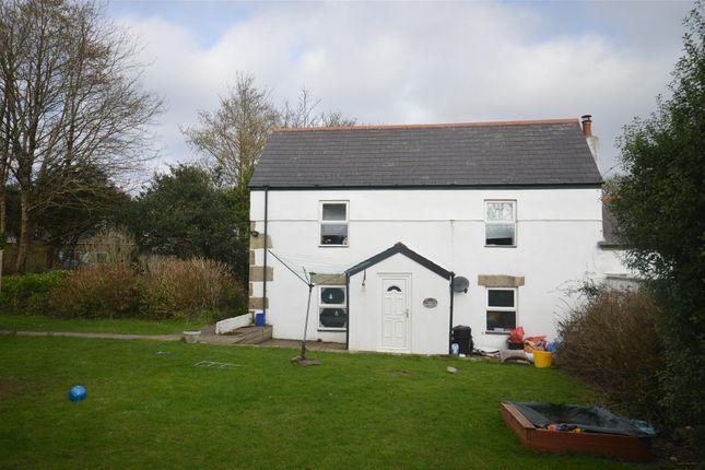 Thumbnail End terrace house for sale in Goonearl, Scorrier, Redruth