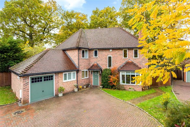 Thumbnail Detached house for sale in Pyrian Close, Woking, Surrey