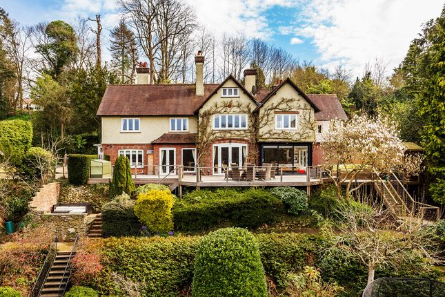 Thumbnail Detached house for sale in Woodhurst Lane, Oxted