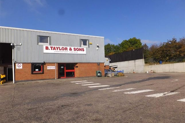 Office to let in Surplus Ground And First Floor Offices, Nunn Brook Road, Huthwaite, Notts.