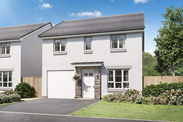 """Thumbnail Detached house for sale in """"Glamis"""" at Mugiemoss Road, Bucksburn, Aberdeen"""