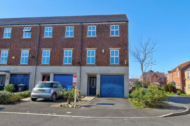 Thumbnail Town house for sale in Flamborough Walk, Seaham
