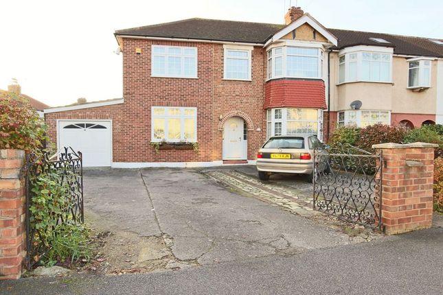 Thumbnail End terrace house for sale in Berkley Avenue, Waltham Cross, Hertfordshire.
