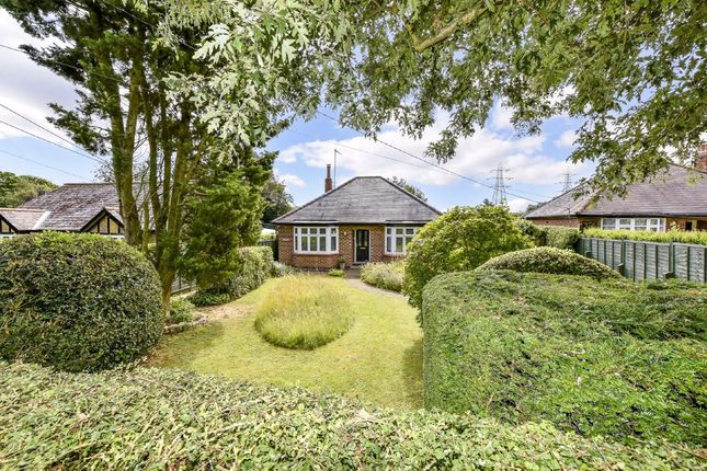 2 bed detached bungalow for sale in Kettering Road, Stanion, Northamptonshire NN14