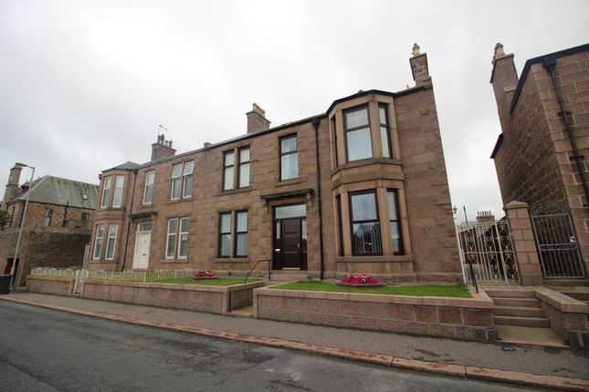 Thumbnail Flat for sale in St. Mary Street, Peterhead, Aberdeenshire