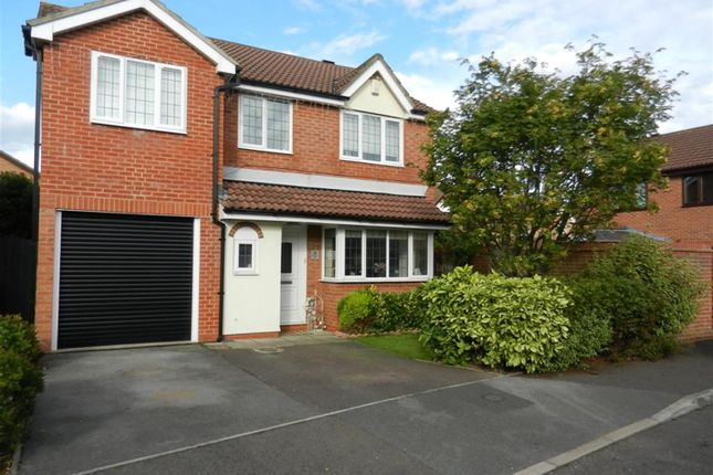 Thumbnail Detached house for sale in Meadow Way, Bradley Stoke, Bristol