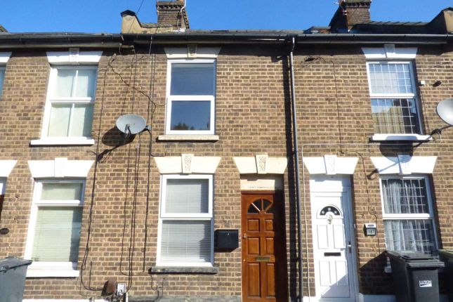 Thumbnail Terraced house to rent in North Street, Luton