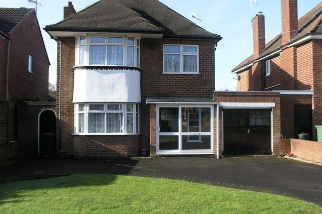 Thumbnail Detached house for sale in Haden Hill Road, Halesowen