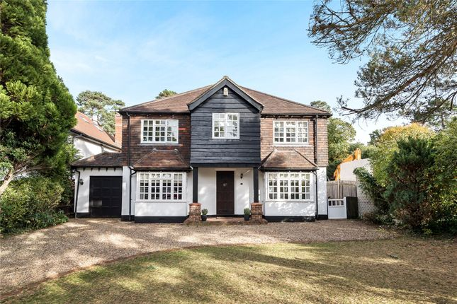 Thumbnail Detached house for sale in Longdon Wood, Keston Park