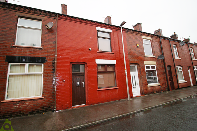 Front Aspect of Selwyn Street, Leigh WN7