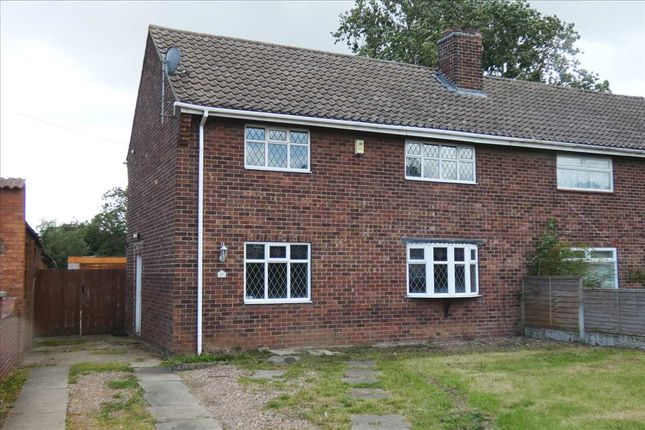 Thumbnail Semi-detached house for sale in Chesswick Crescent, Keadby, Scunthorpe