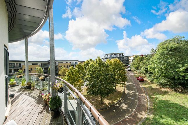 Thumbnail Flat for sale in Merlin Court, Waterstone Way, Greenhithe