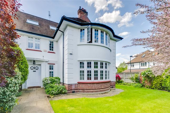 Thumbnail Semi-detached house to rent in Sheen Lane, Sheen, London